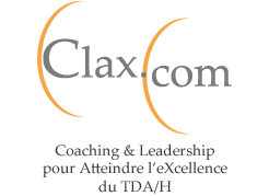 Clax.Com, accompagnement et coaching TDA/H